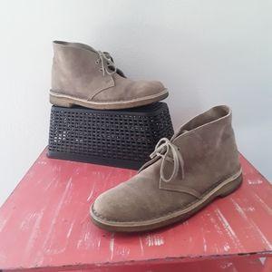Clark's Original Desert Boots Men's Size 9.5 EUC
